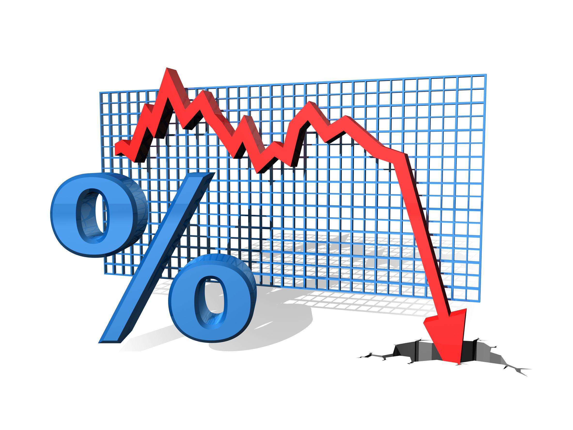o que é deflação