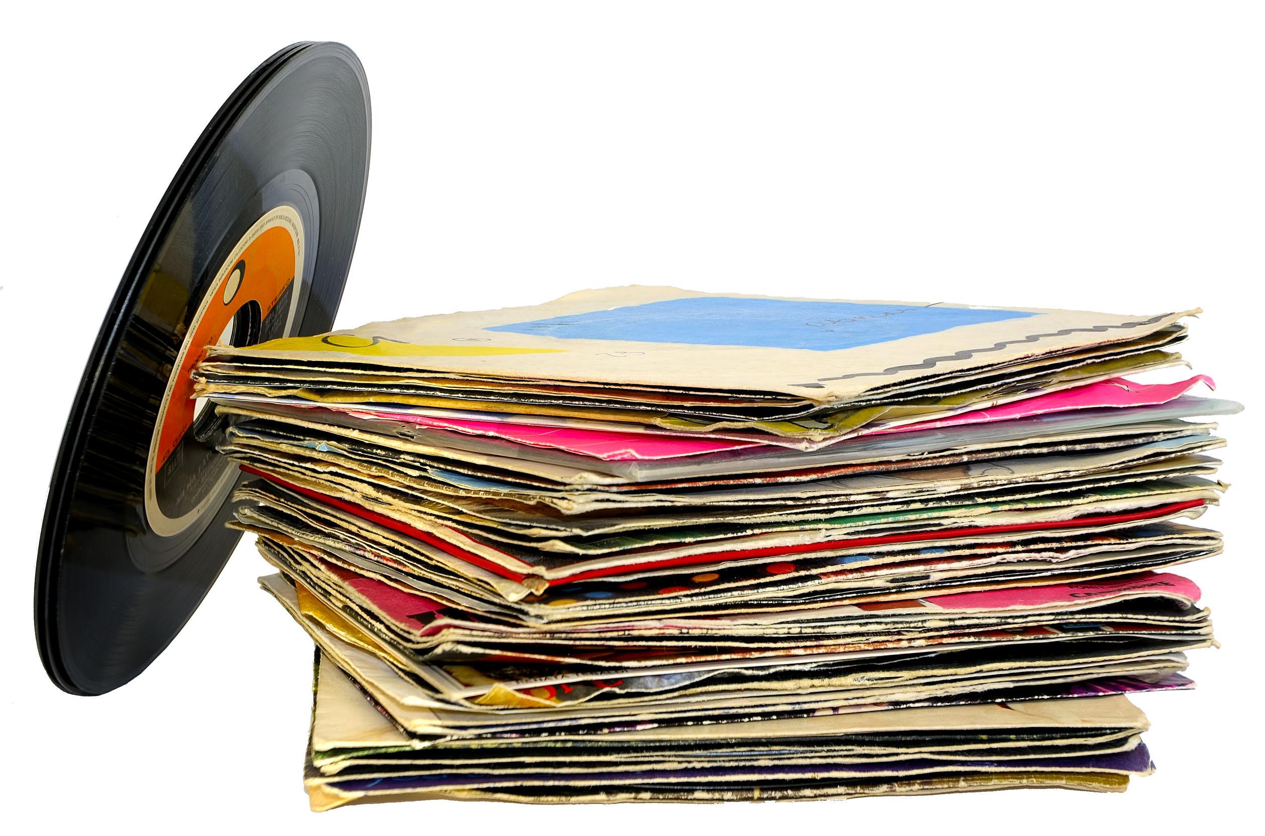 por que os discos de vinil estão de volta