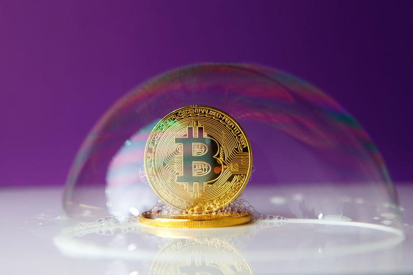Por que o bitcoin é uma bolha?