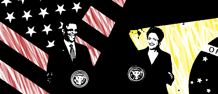 Obama and Dilma