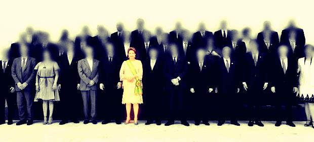 ministros dilma