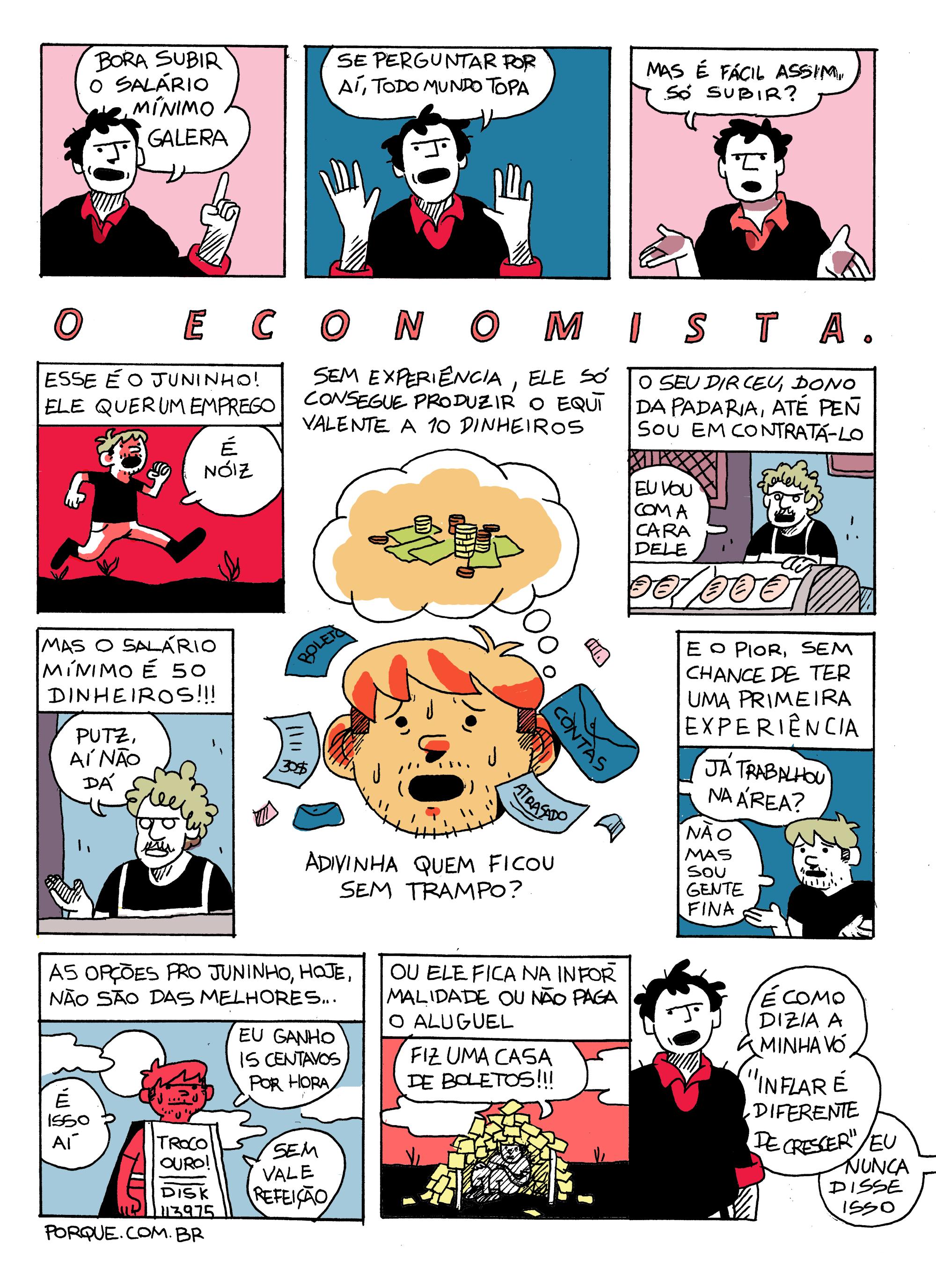 o economista 32