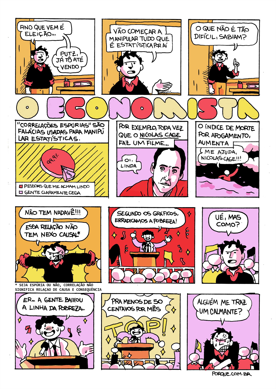 o economista nicolas cage